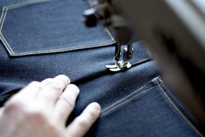 How Are Denim Jeans Made?