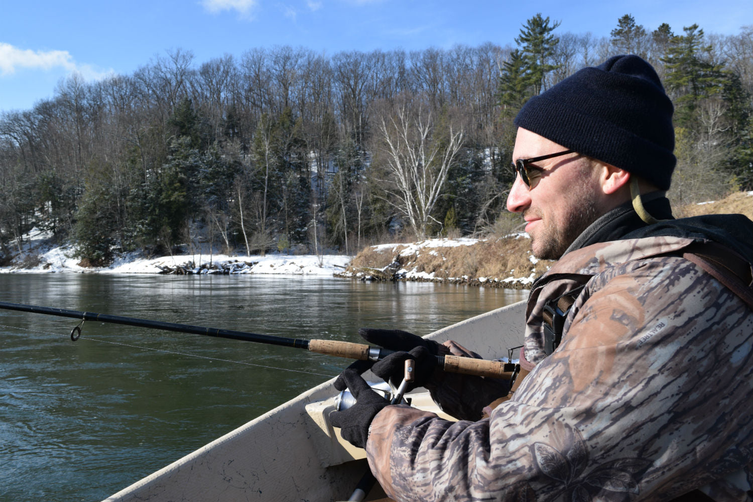 Float Fishing and Camping on the Big Manistee - Washington Alley