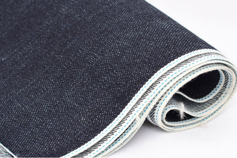 Selvedge denim fabric
