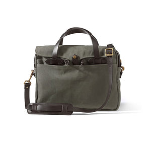FILSON ORIGINAL BRIEFCASE - OTTER GREEN - Washington Alley