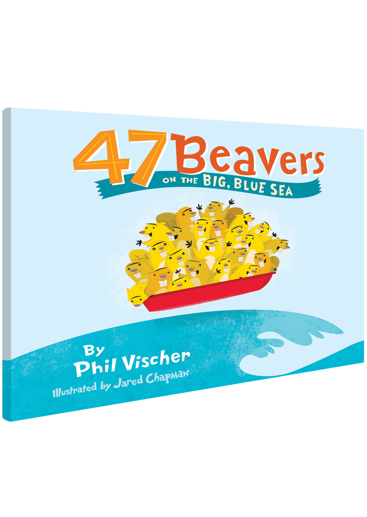 47 Beavers on the Big, Blue Sea