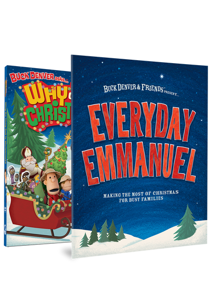 Everyday Emmanuel and Why Do We Call It Christmas?