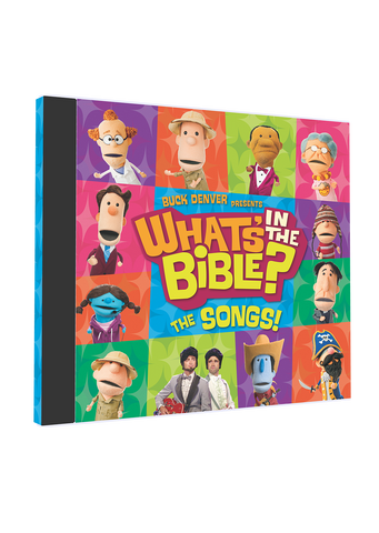 Buck Denver Asks...What's In the Bible? The Songs CD