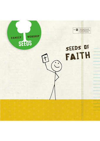 Seeds of Faith CD
