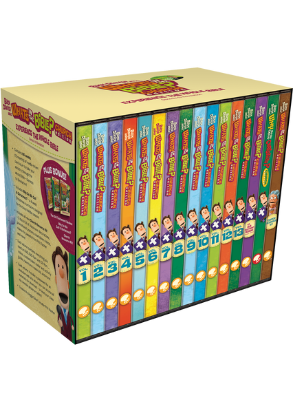 What's In the Bible? Curriculum Box Set