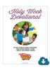 Holy Week Devotional Activity Pack