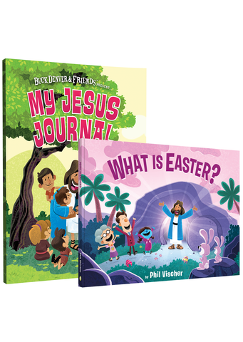 What Is Easter? and My Jesus Journal