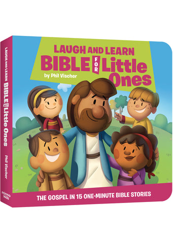 Laugh and Learn Bible for Little Ones Bundle
