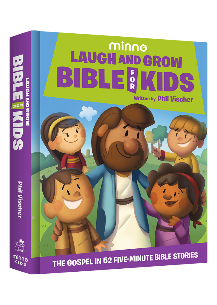 Laugh and Grow Bible for Kids Bundle