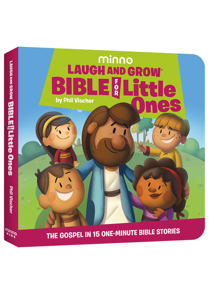 Laugh and Grow Bible for Little Ones Bundle