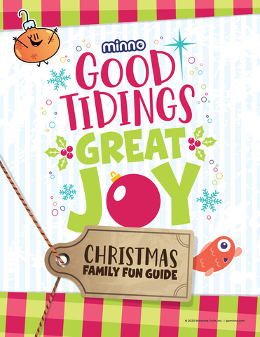 Minno Christmas Family Fun Guide