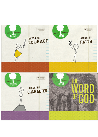 Seeds Family Worship Music Bundle
