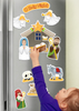 Nativity Fridge Magnets