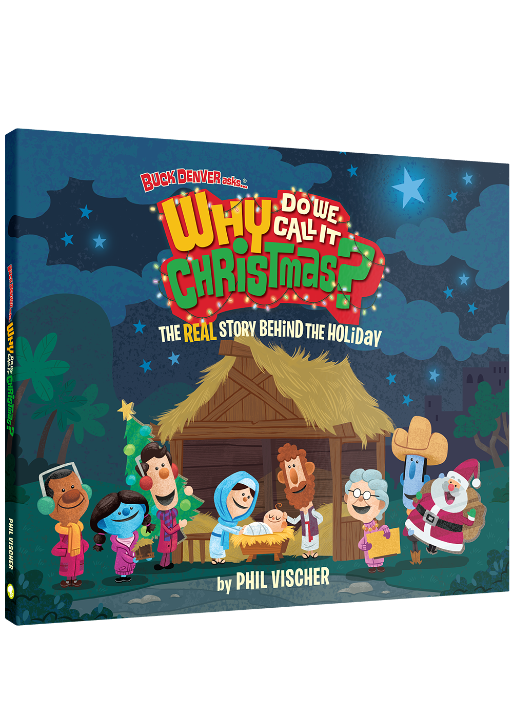 Toys We Got For The Holidays : Why do we call it christmas book jellytelly