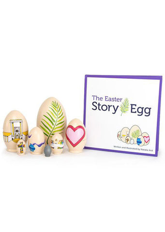 The Easter Story Egg