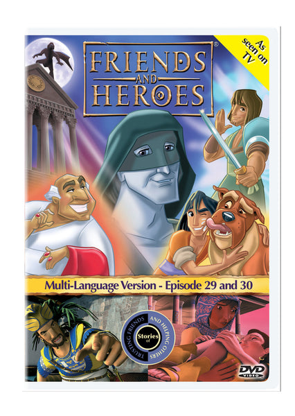 Friends and Heroes Episodes 29 & 30
