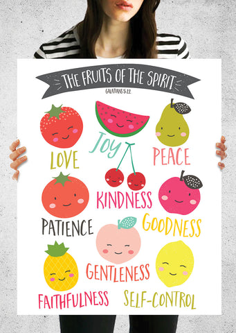 Fruit of the Spirit Printable Art