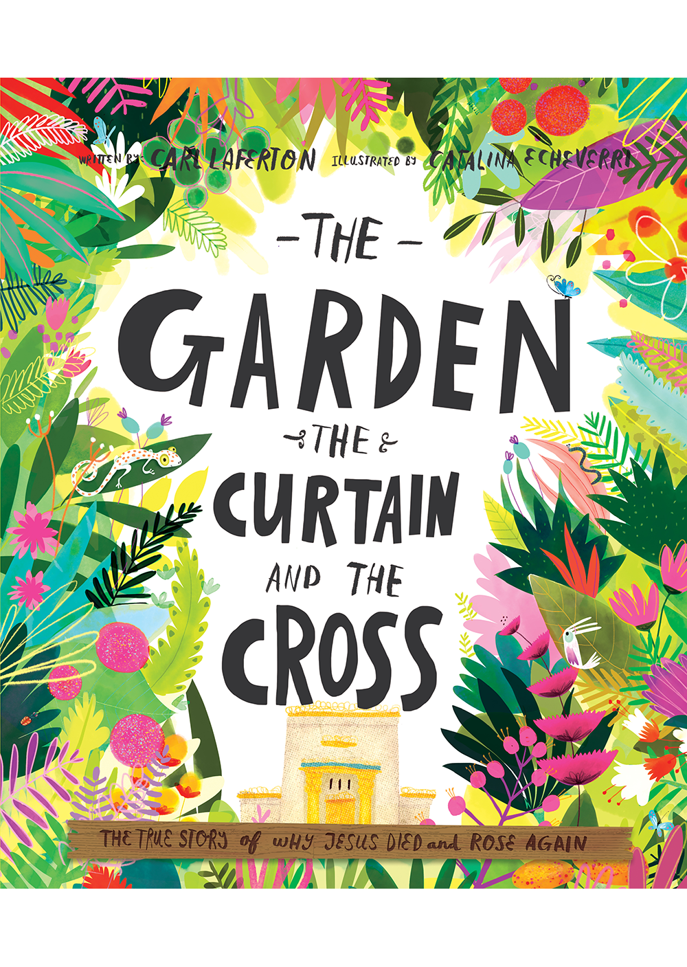 Image result for the garden the curtain and the cross