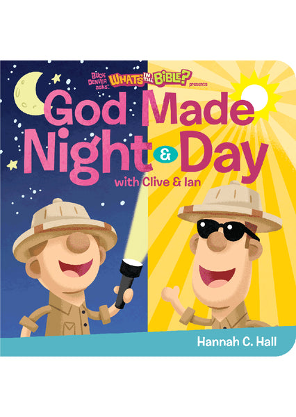 God Made Night & Day