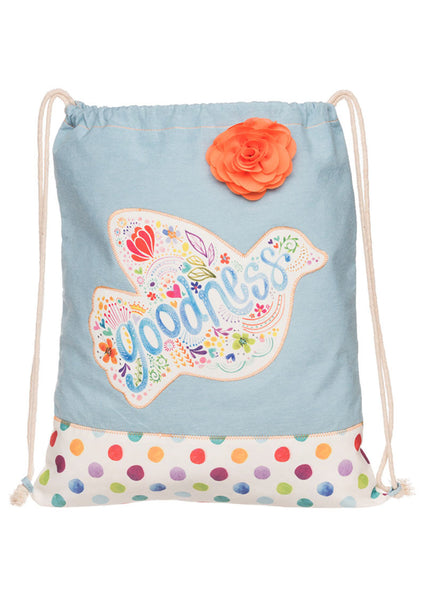 Goodness Drawstring Bag