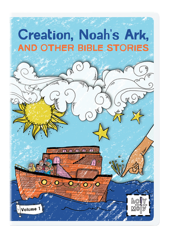 Creation, Noah's Ark, and Other Bible Stories: Holy Moly Volume 1