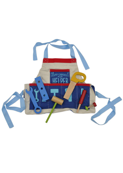 Joseph the Carpenter's Helper Tool Set & Work Apron