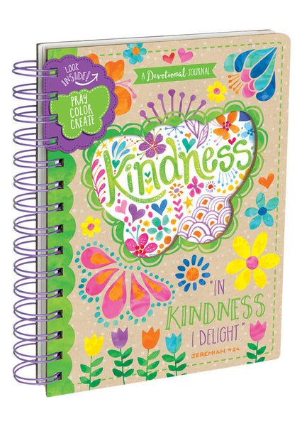 Kindness Devotional Journal