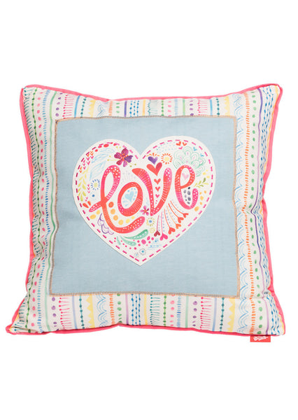 Love Affirmation Pillow