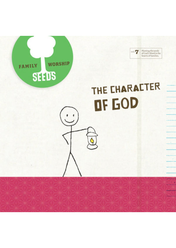 The Character of God CD