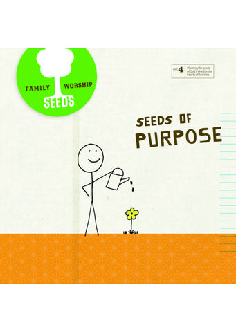 Seeds of Purpose CD