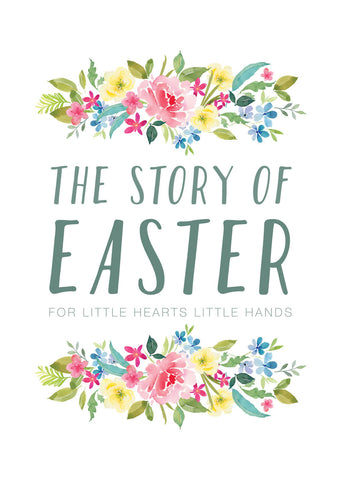 The Story of Easter - Kids Craft Devotional