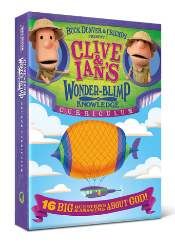 Clive & Ian's Wonder-Blimp of Knowledge Curriculum