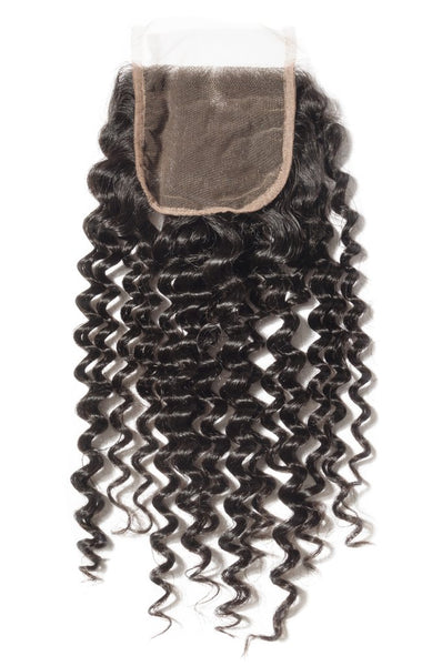 Brazilian Curly Frontals | Closures