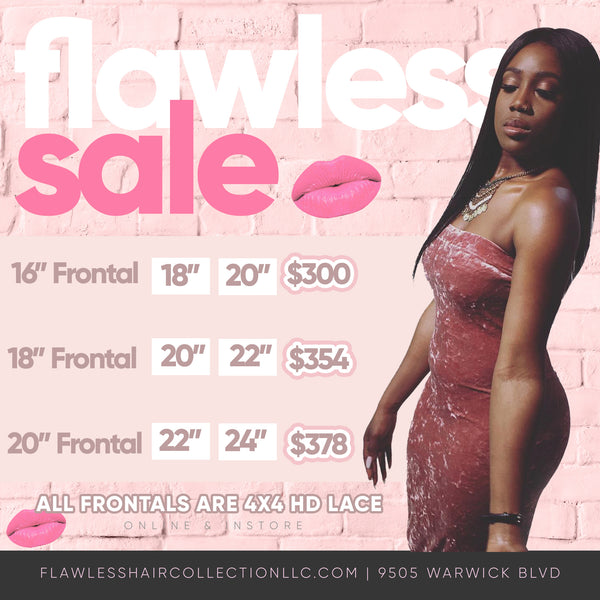 Flawless Frontal Deal