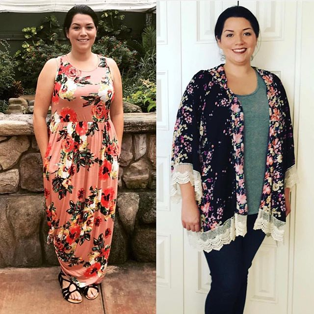 Blush To Be Floral Maxi & Flower Bomb Kimono