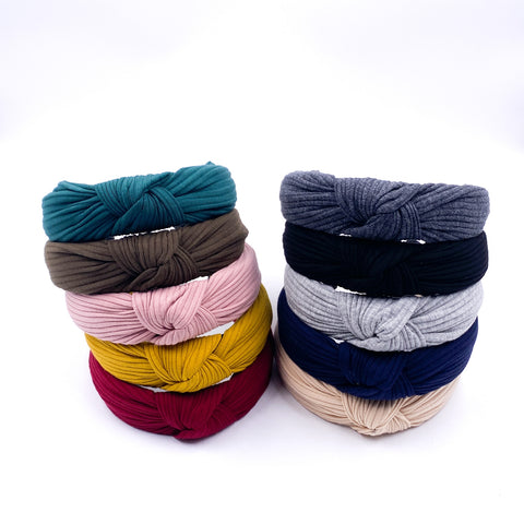 Brenna Headbands - Multiple Colors