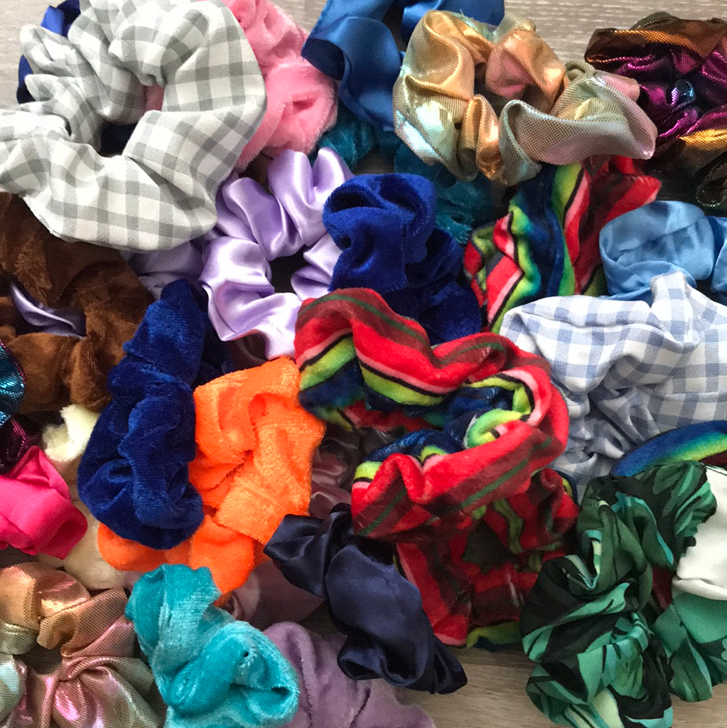 Scrunchies - 3 for $5