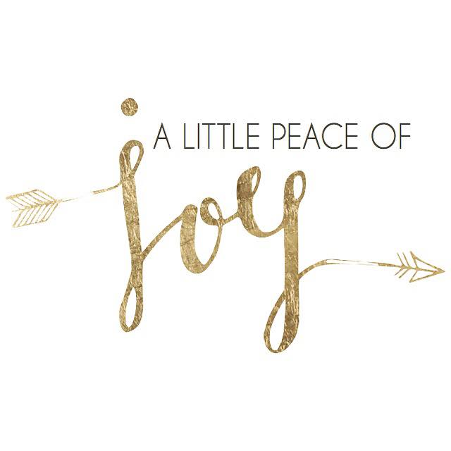 A Little Peace Of Joy