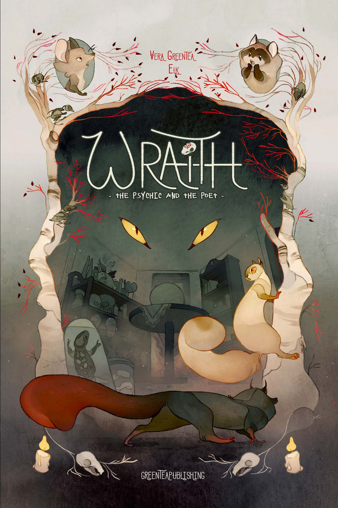 You can now purchase Wraith: The Psychic and the Poet!
