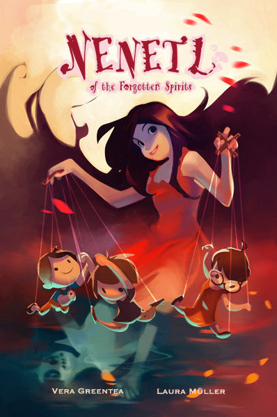 Nenetl of the Forgotten Spirits Part Four
