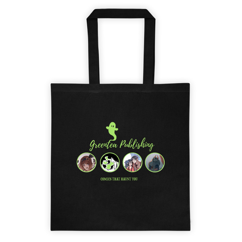 Greentea Publishing Tote Bag