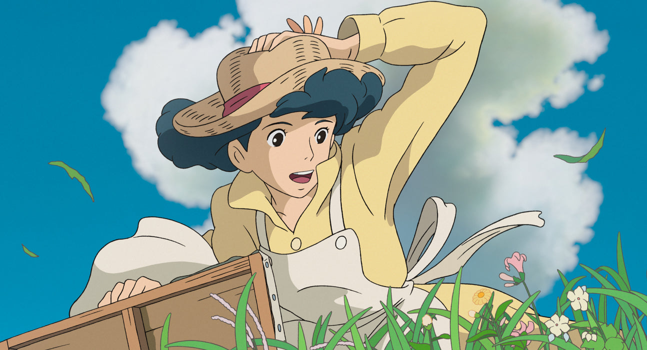 The Wind Rises (Backorder: Ships 10/31)