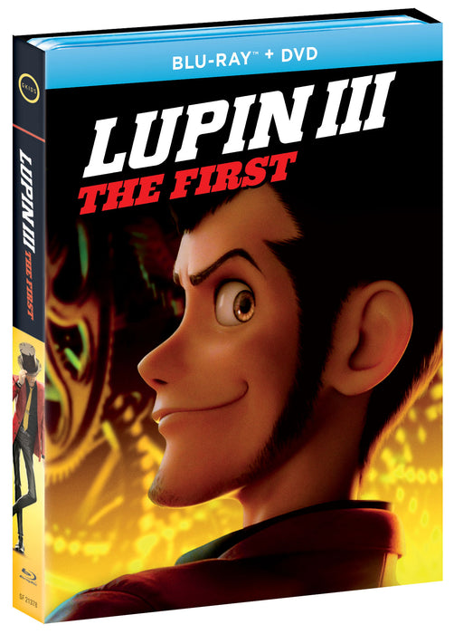 Lupin III: The First (Pre-order: Ships 1/12)