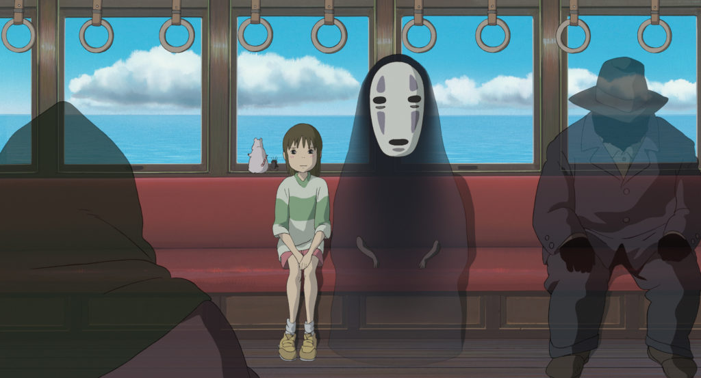 Spirited Away Steelbook (Pre-order: Ships 12/15)
