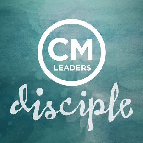 """Being a Disciple-Maker, Not Just a Leader"" 