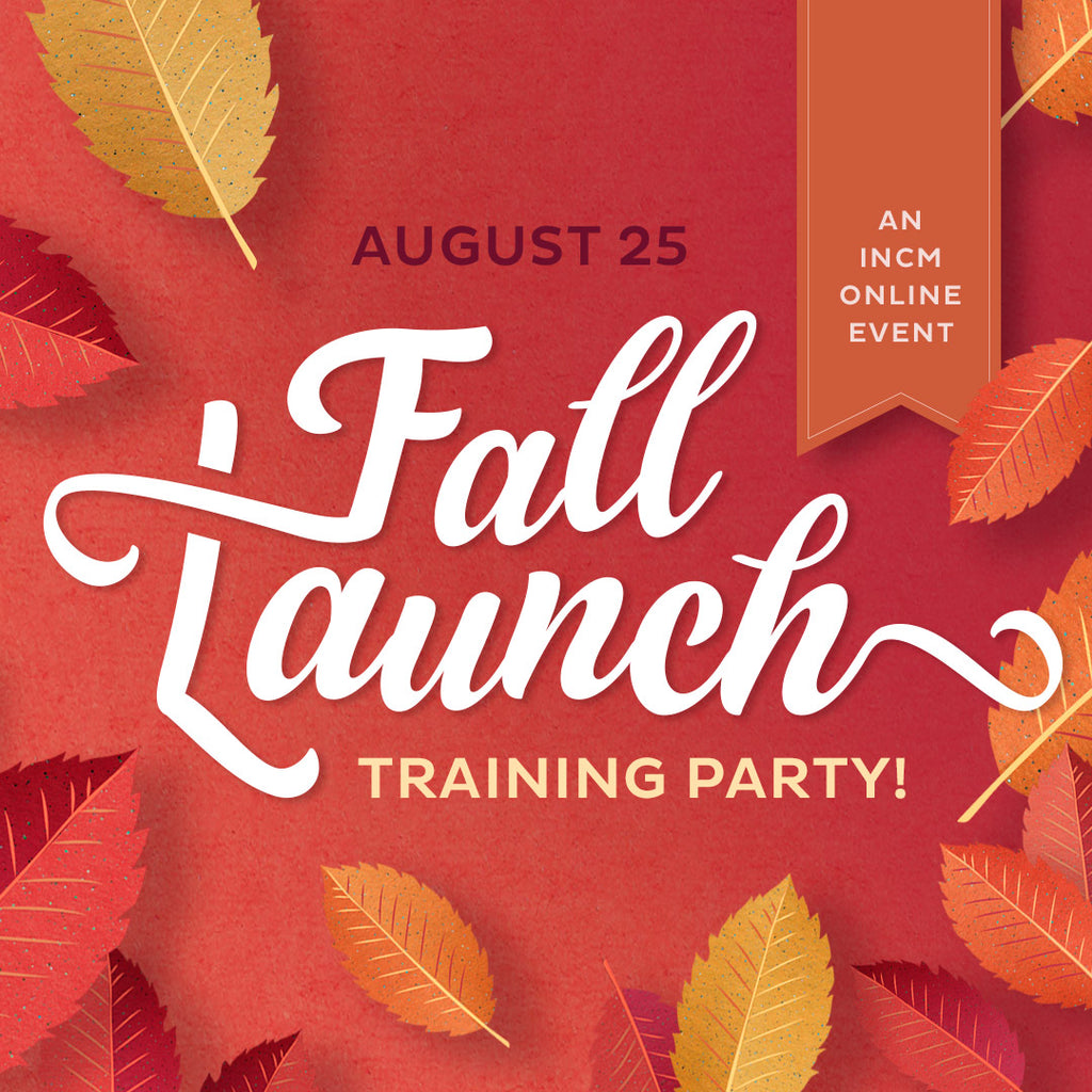 Fall Launch Training Party! (2018)
