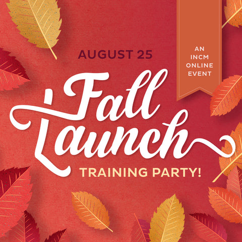 REPLAY only Fall Launch Training Party! (2018)