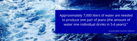 UN estimates that 80-90% of wastewater from production is returned to the environment untreated. That makes the fashion industry a top polluter of water at all stages of the value chain. Just the dyeing process uses enough water to fill up 2 million Olympic-size swimming pools every year.