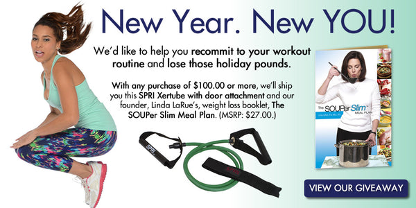 New Year. New YOU Fitness Giveaway