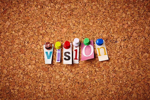 Define & Focus Your Intentions & Goals with a Vision Board: It REALLY Works!